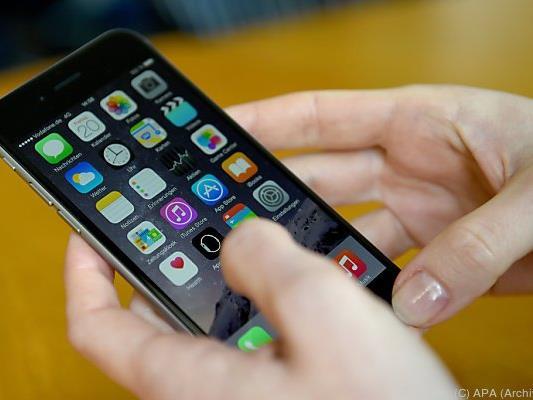 Probleme mit dem Display des iPhones