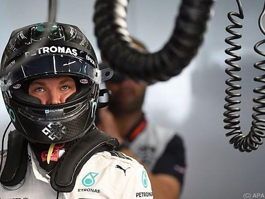 Rosberg hofft auf seinen ersten Sieg in Spa