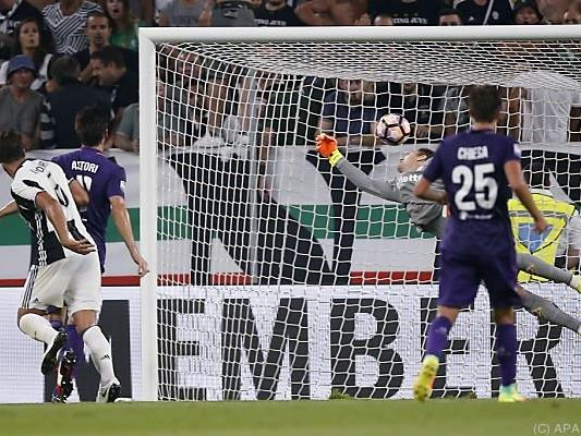 Sami Khedira trifft zum 1:0-Sieg (66.)