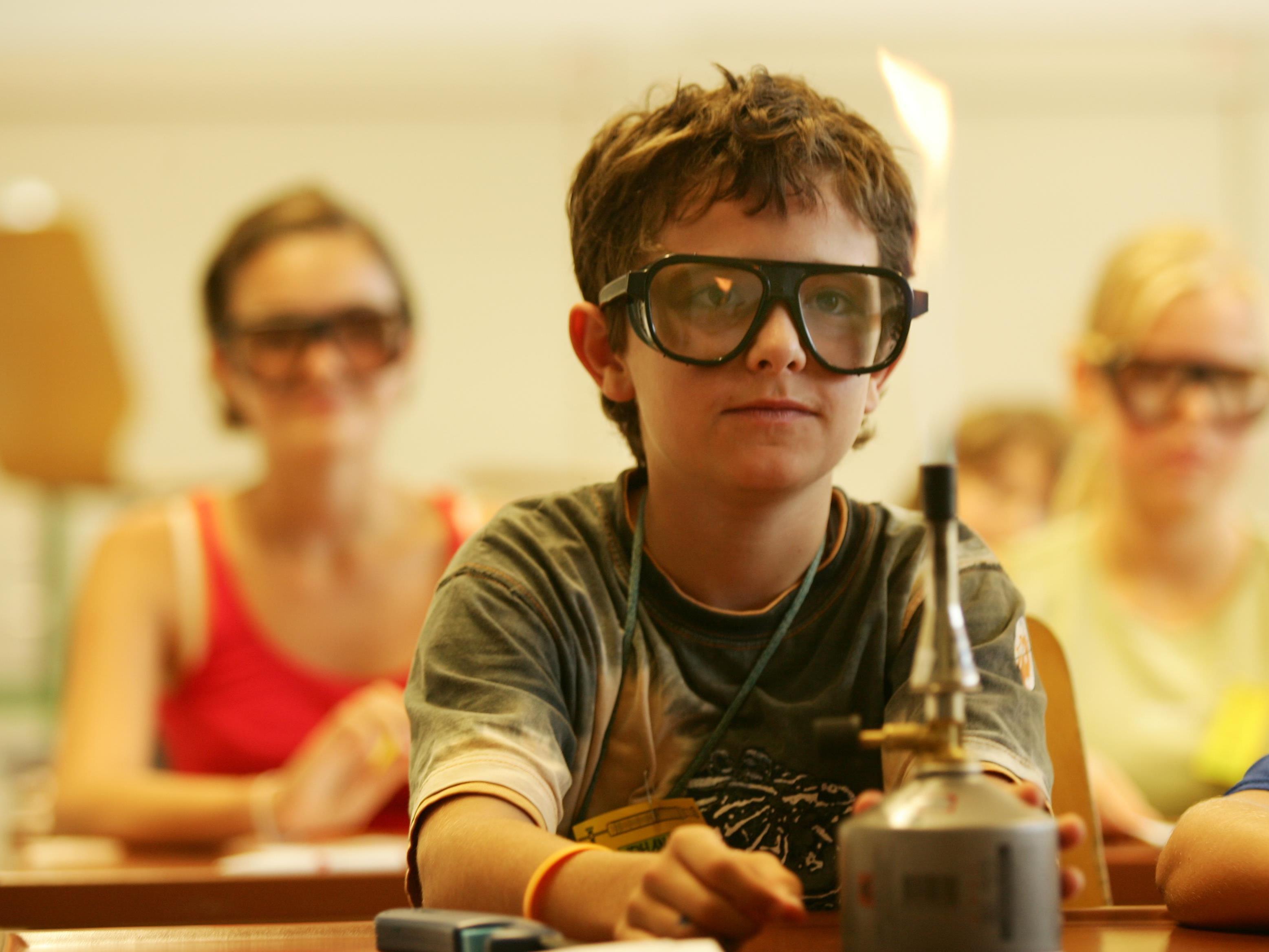 Bei den Kursen der Sommerakademie ist für jedes Kind etwas dabei