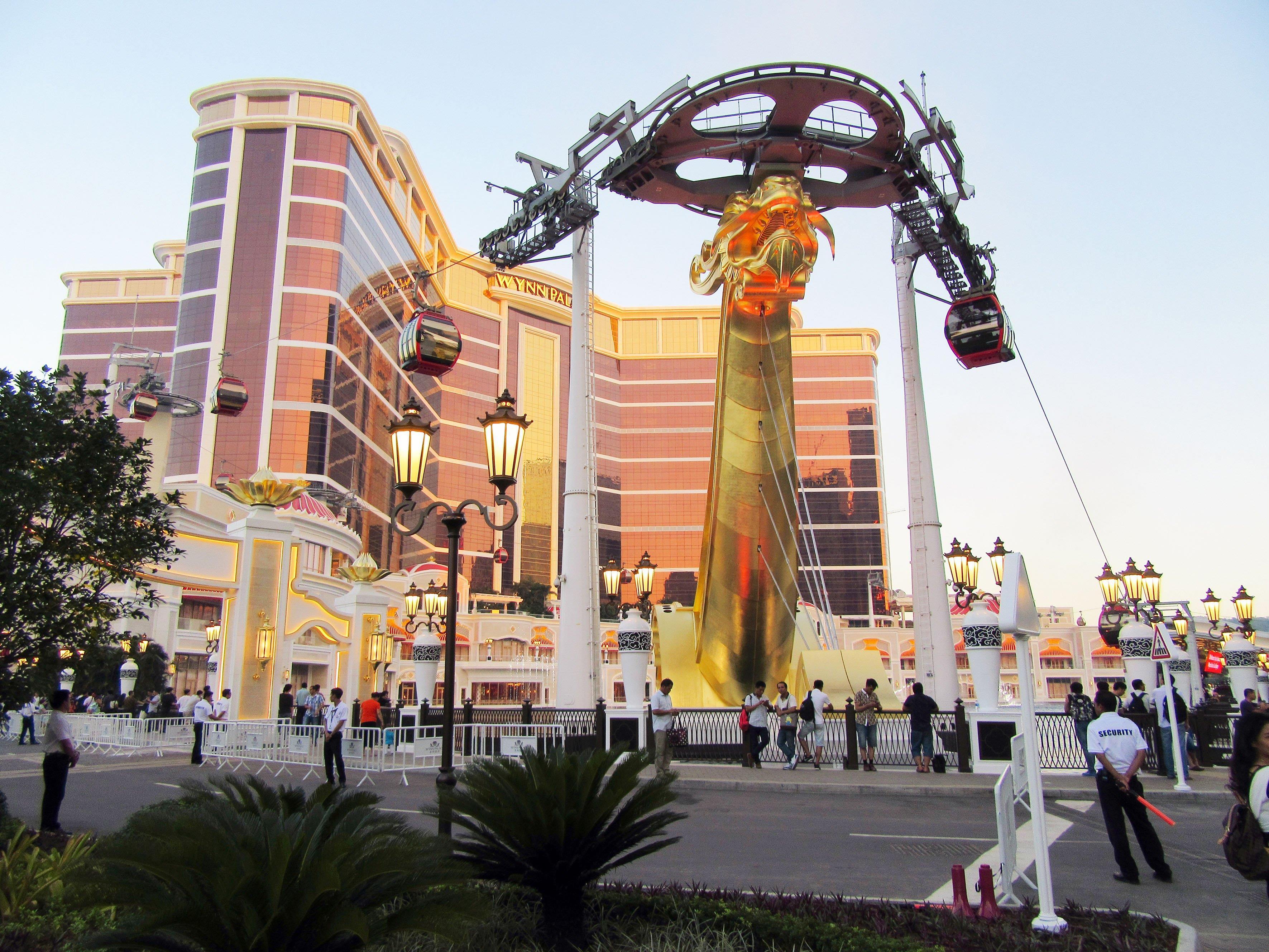 Villa slots casino