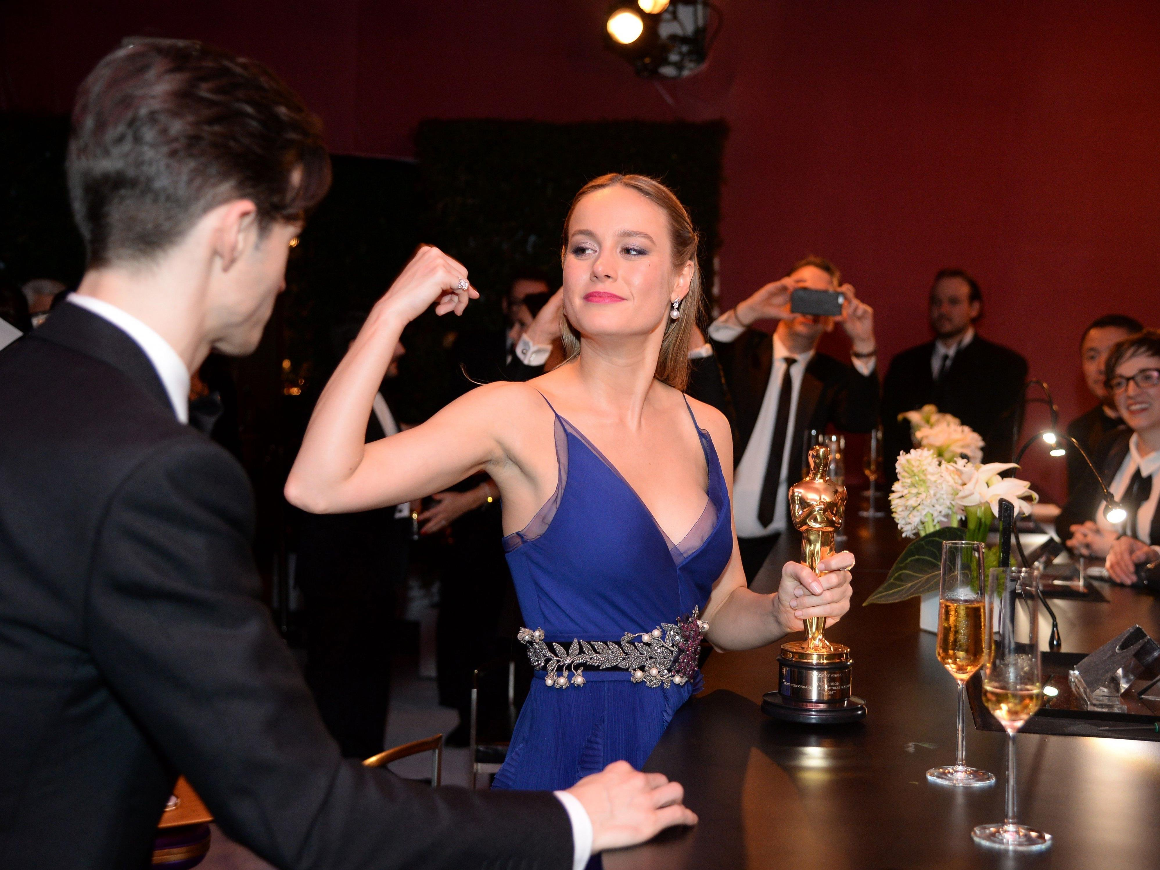 """Schauspielerin Brie Larson wird mit """"Unicorn Store"""" ihr Regiedebüt abliefern"""