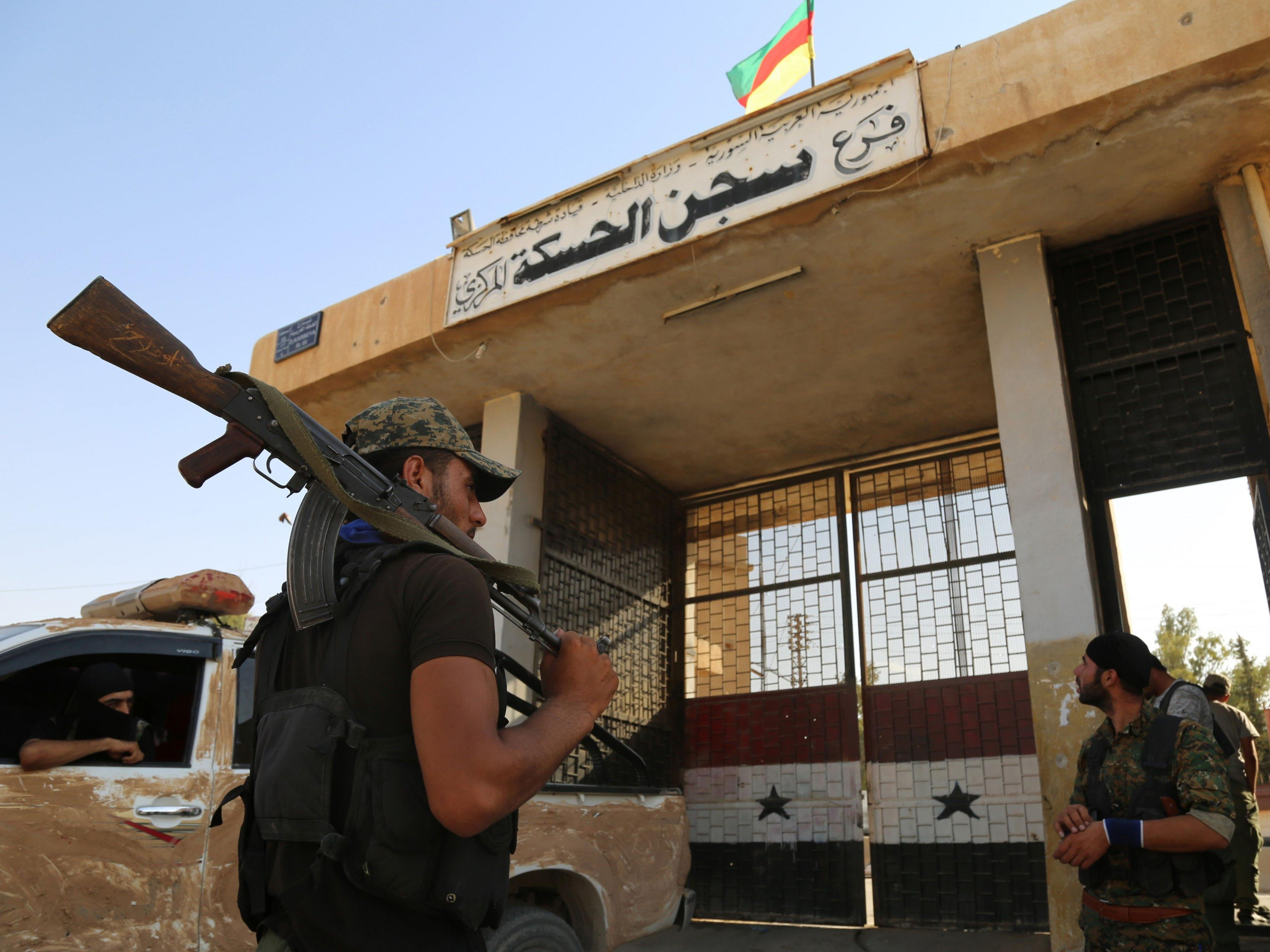 Kämpfe gegen von Türkei unterstützte Rebellen in Vorbereitung.