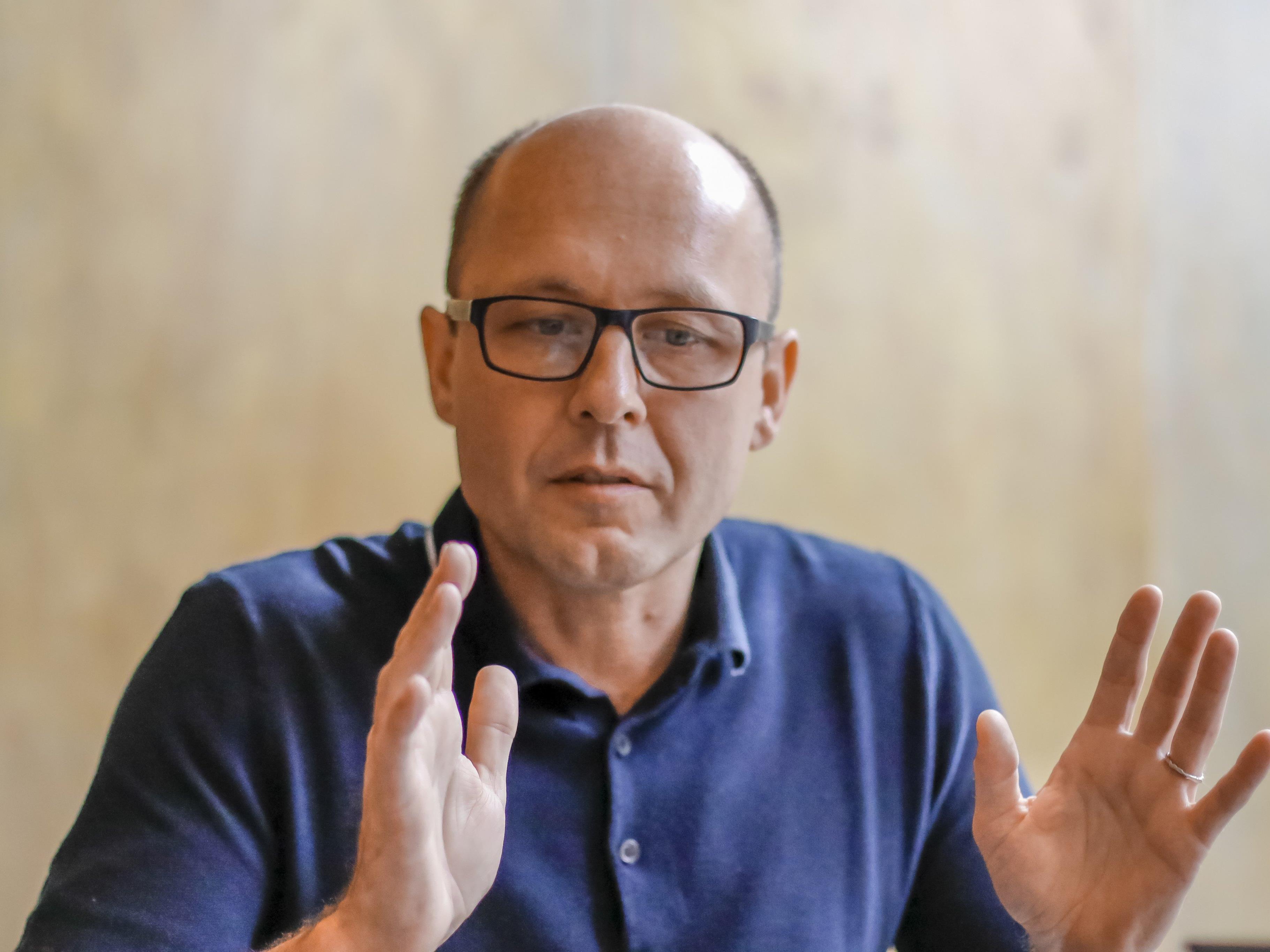 Parteichef Ritsch verlangt Vorlage des Berichts der Finanzmarktaufsicht.