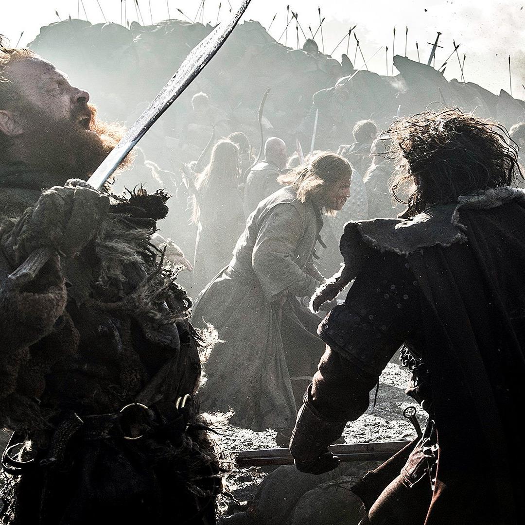 """So entstand die """"Battle of the Bastards""""-Schlacht in der sechsten """"Game of Thrones""""-Staffel"""