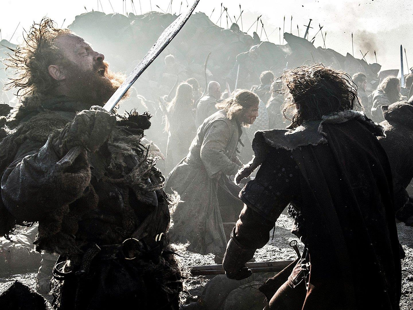 "So entstand die ""Battle of the Bastards""-Schlacht in der sechsten ""Game of Thrones""-Staffel"
