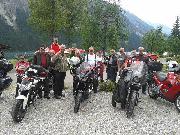 PVÖ-Biker starteten zur Tagesfahrt