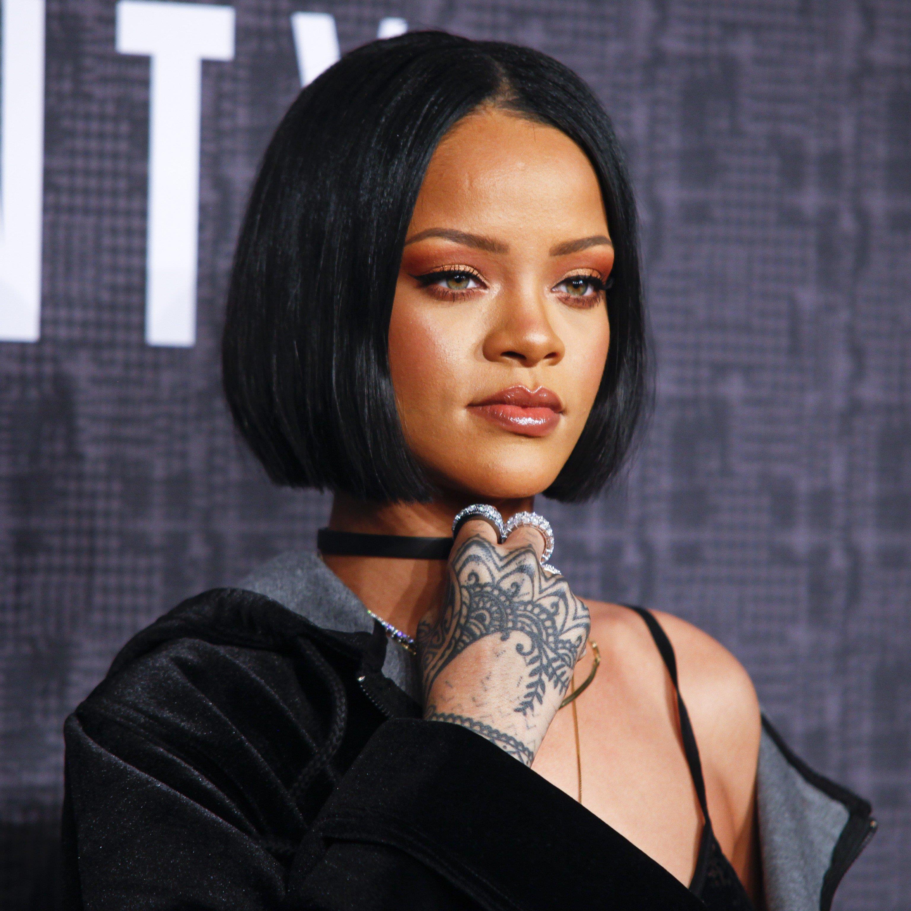 Rihanna überzeugte in der Wiener Stadthalle.