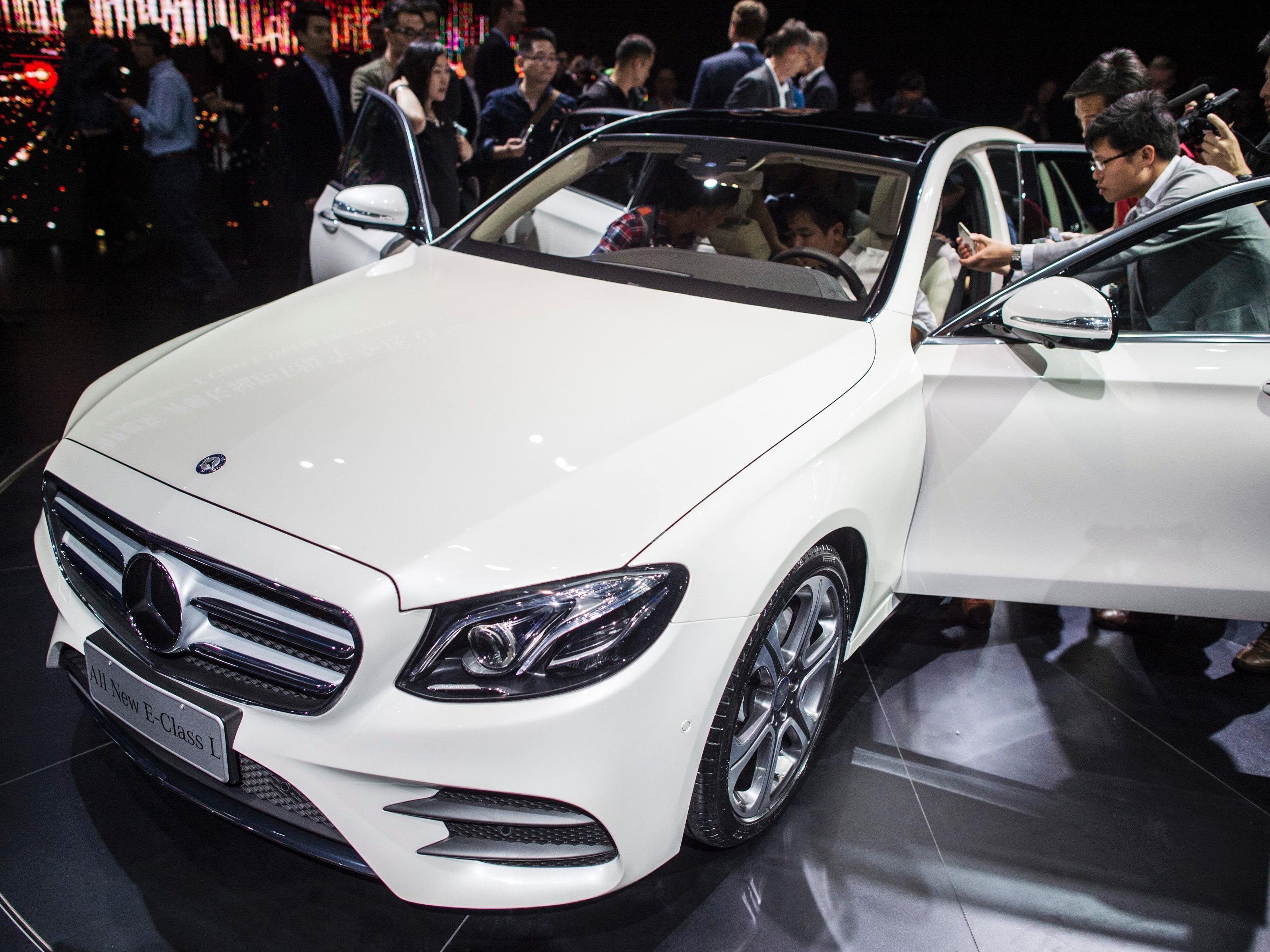 Beispielfoto Mercedes-Benz