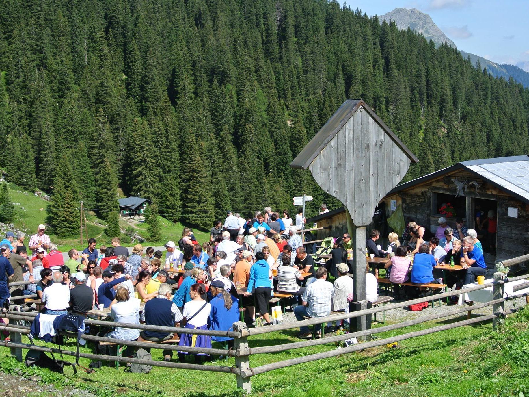 Alpe Valzifenz