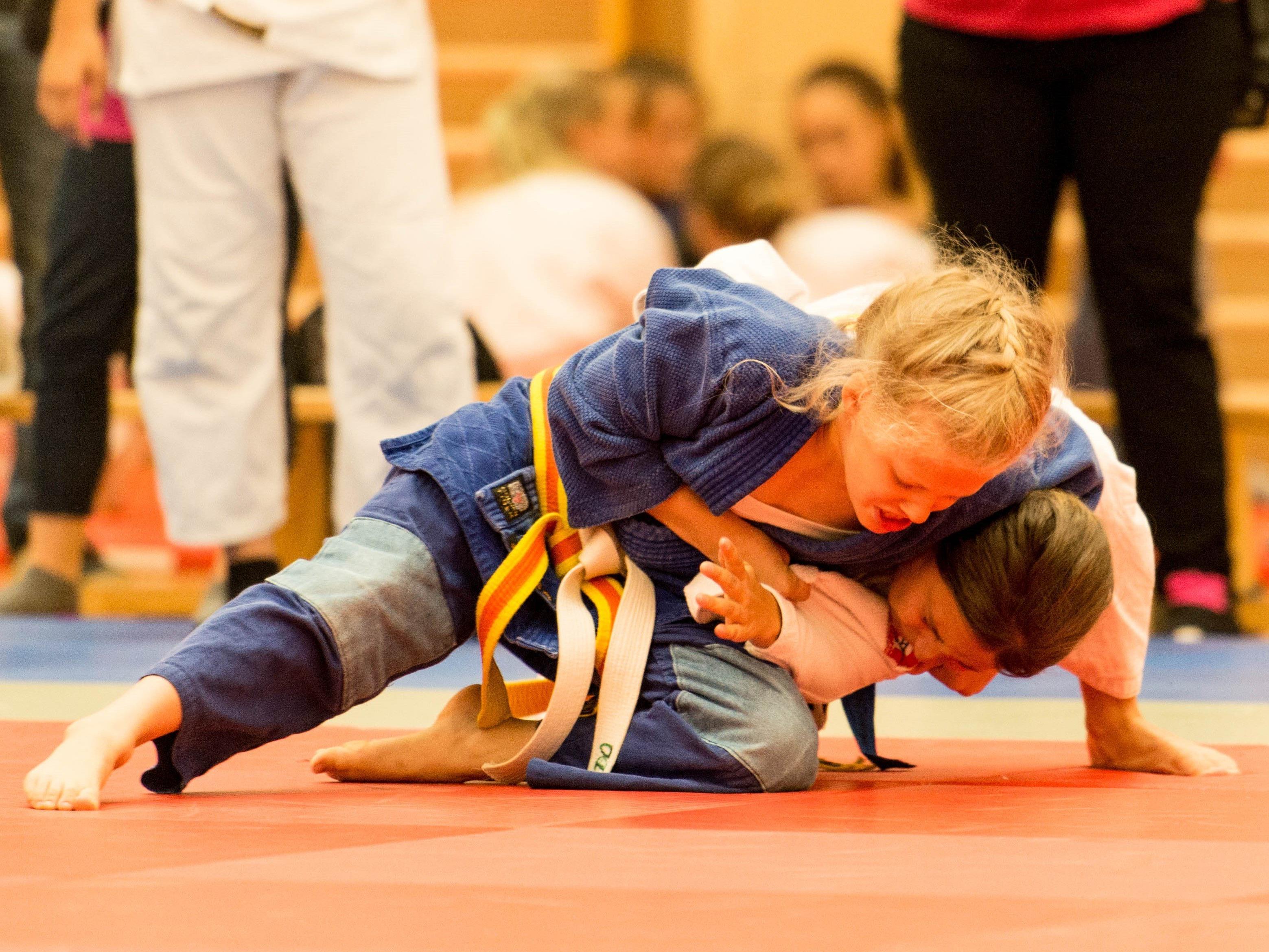 Judo - für Mädchen und Jungen