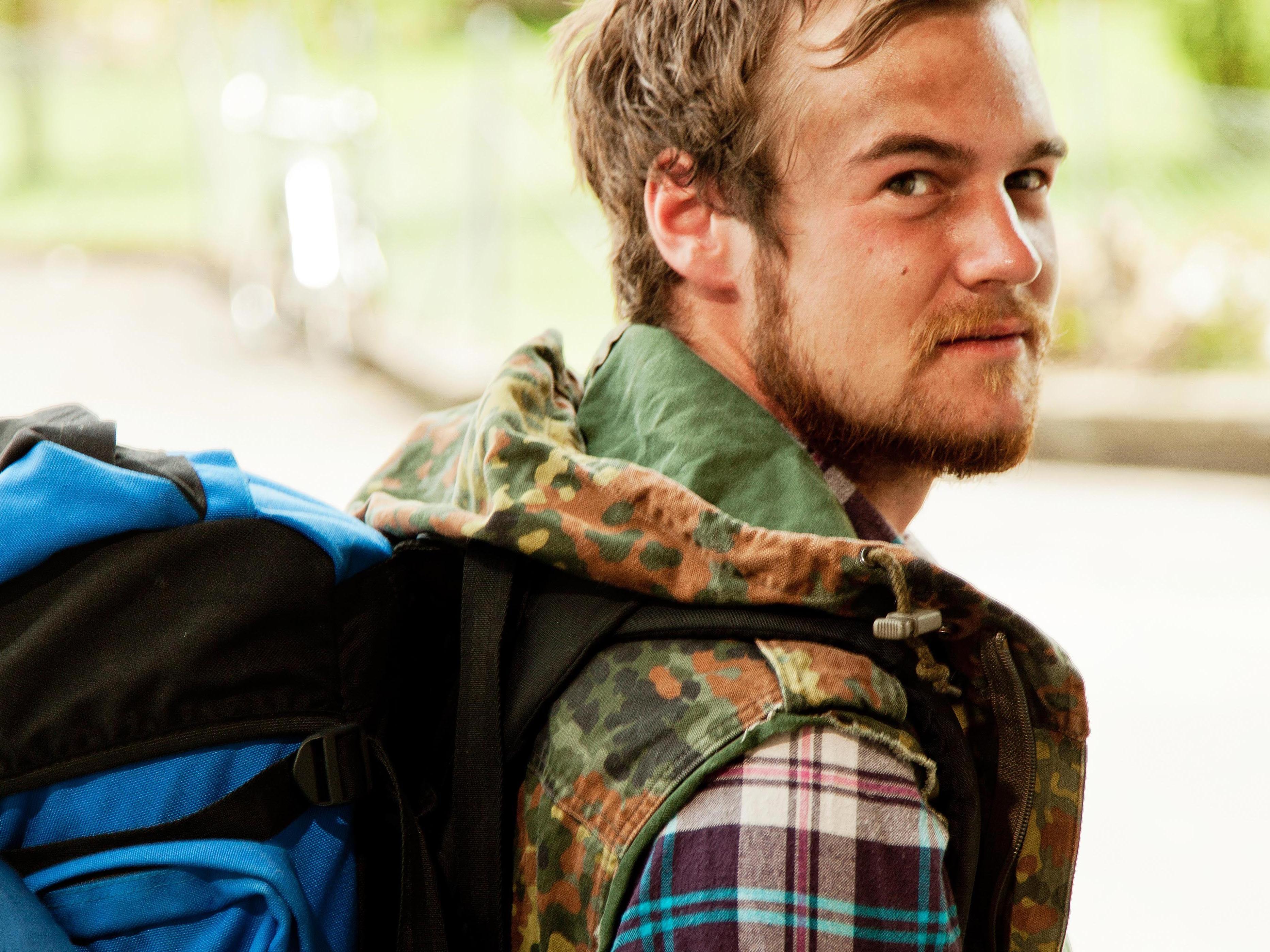 Mit dem Internationalen Jugendherbergsausweis reisen Jugendliche billiger.