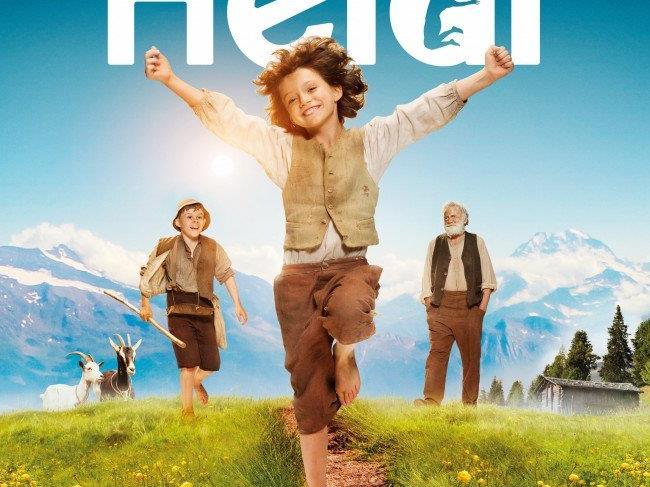 Die efolgreichse Heidi Verfilmung aller Zeiten