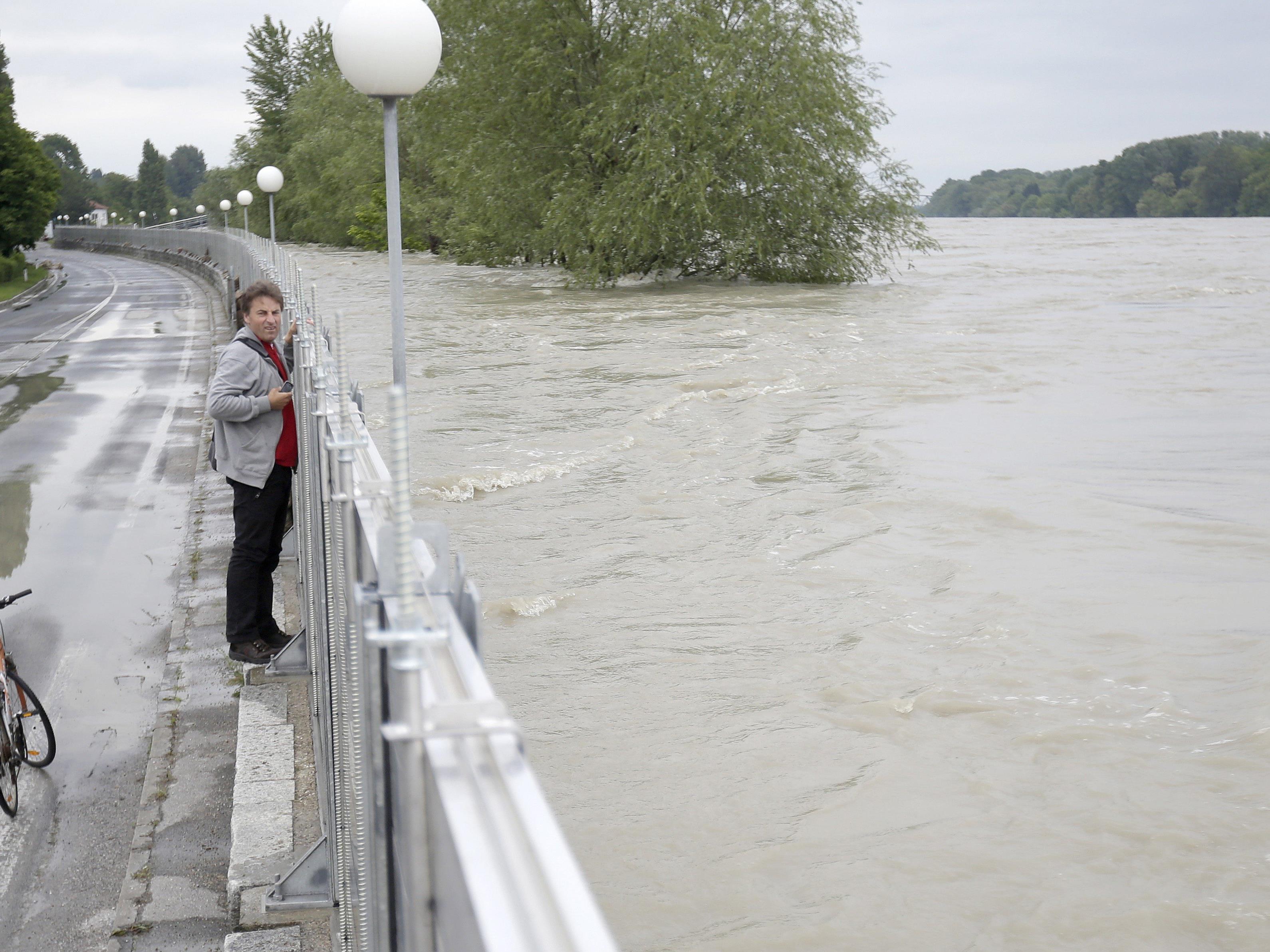 In Vorarlberg wird in Hochwasserschutz investiert