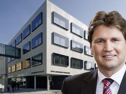 Mag. Michel Haller ist Vorstandsvorsitzender der Hypo Vorarlberg.
