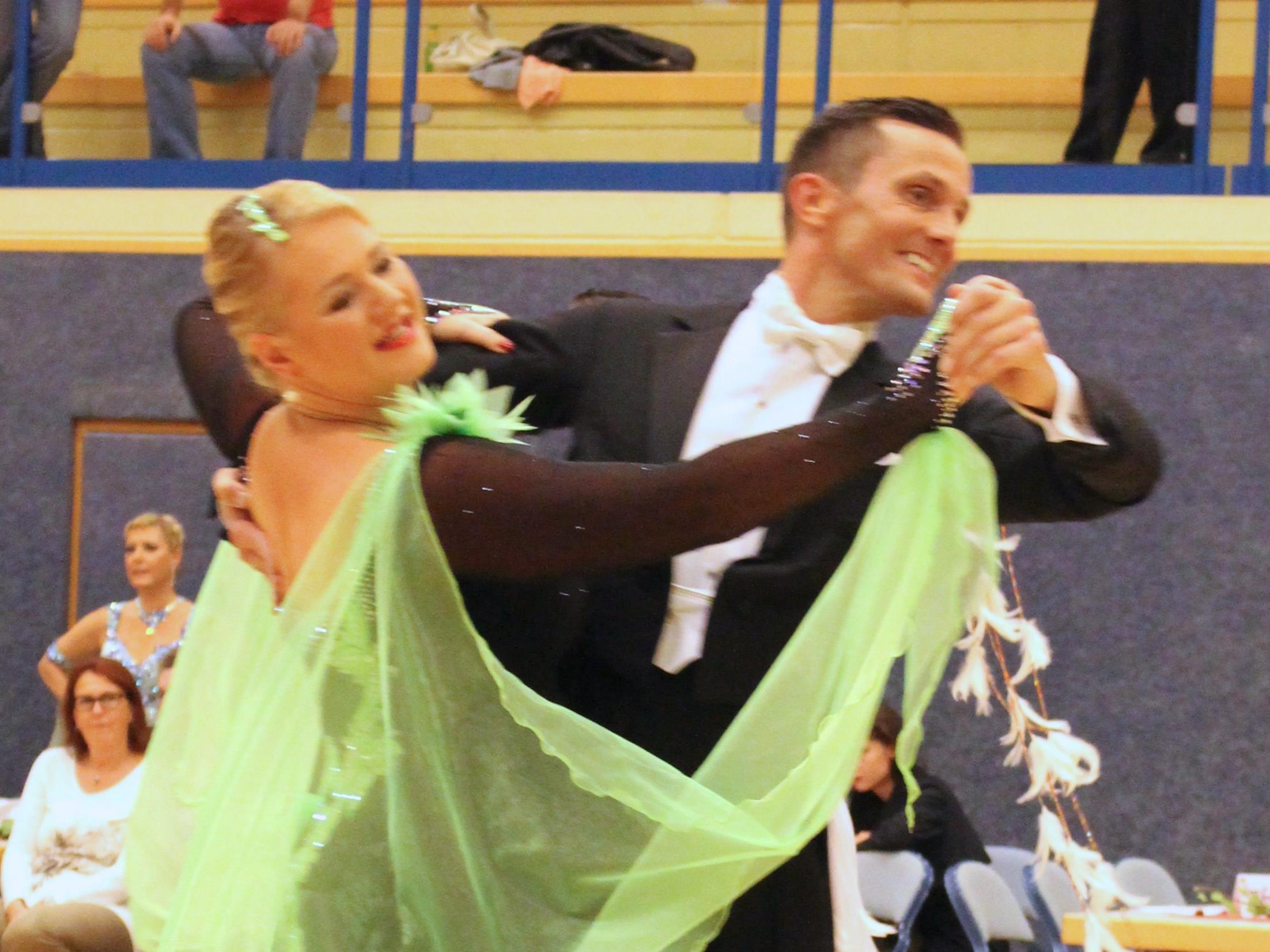 Bernhard und Barbara Balduaf
