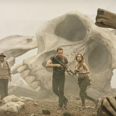 """Tom Hiddleston geht auf Affenjagd in """"Kong: Skull Island"""""""