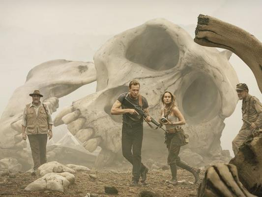 "Tom Hiddleston geht auf Affenjagd in ""Kong: Skull Island"""