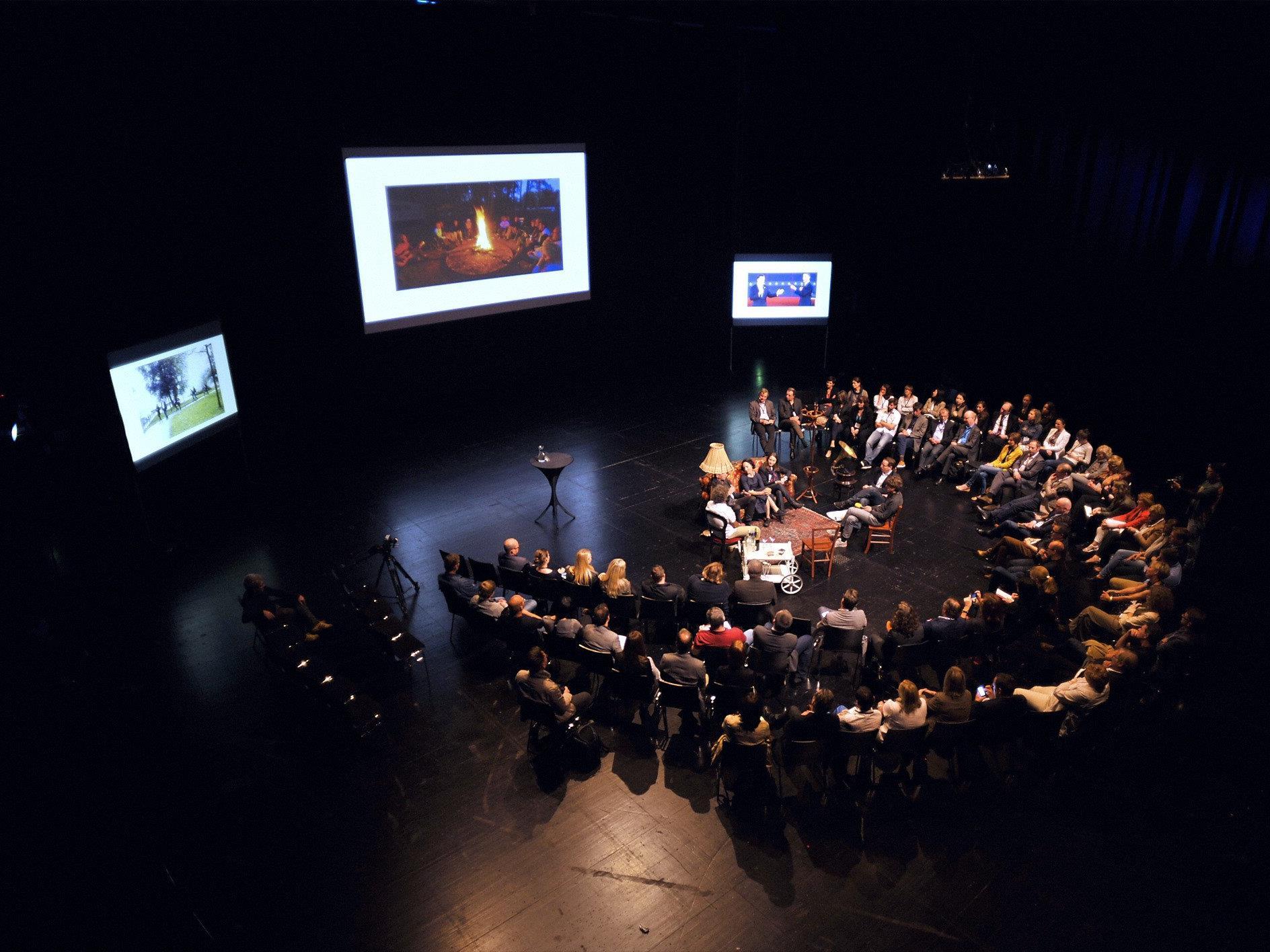 """""""Fishbowl"""": Convention Partner Vorarlberg unterstützt bei der Konzeptionierung von Veranstaltungen."""