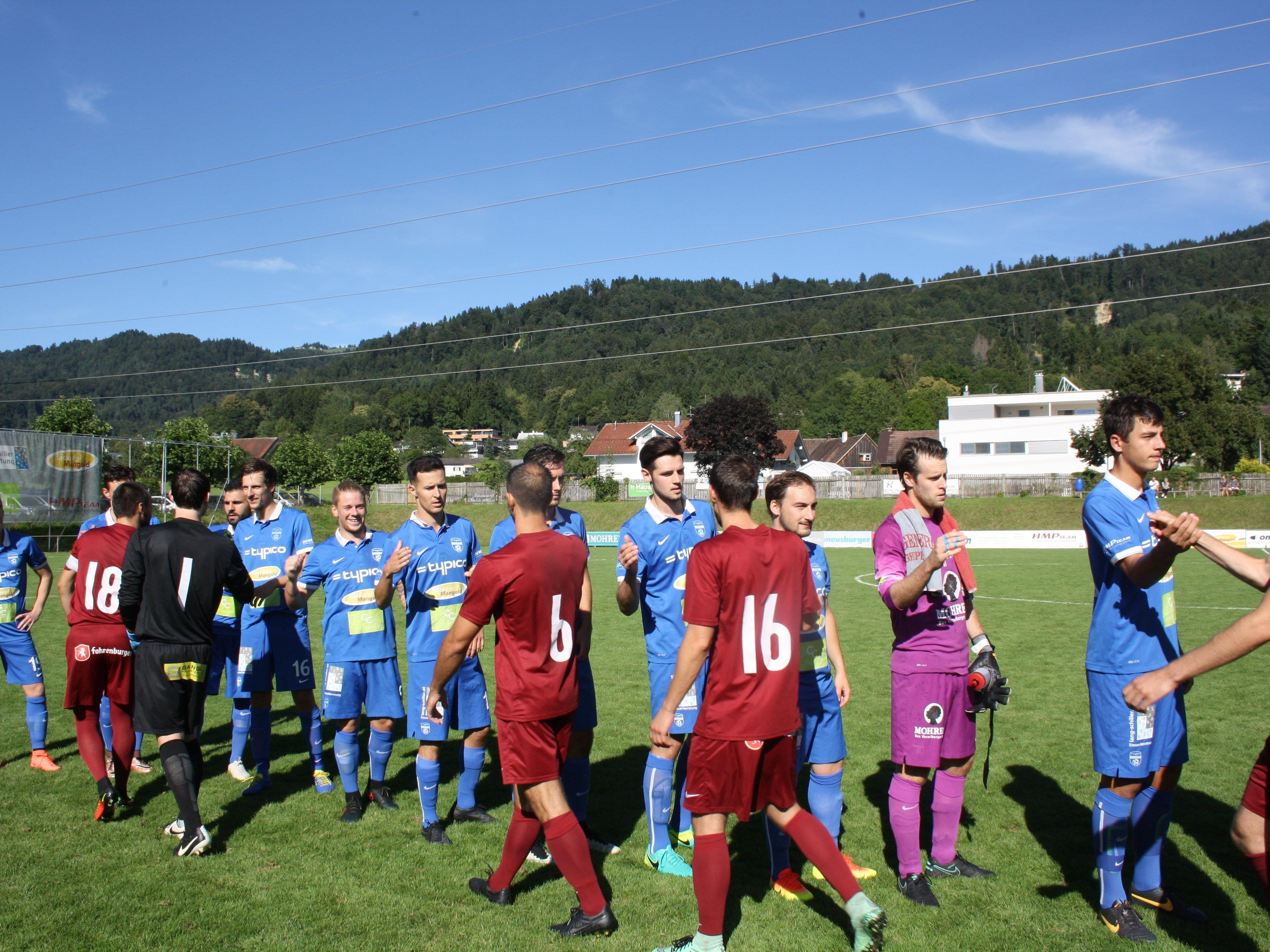 Am Samstag empfängt der SV Typico Lochau im Heimspiel das Team aus Brederis. Spielbeginn ist um 17 Uhr.