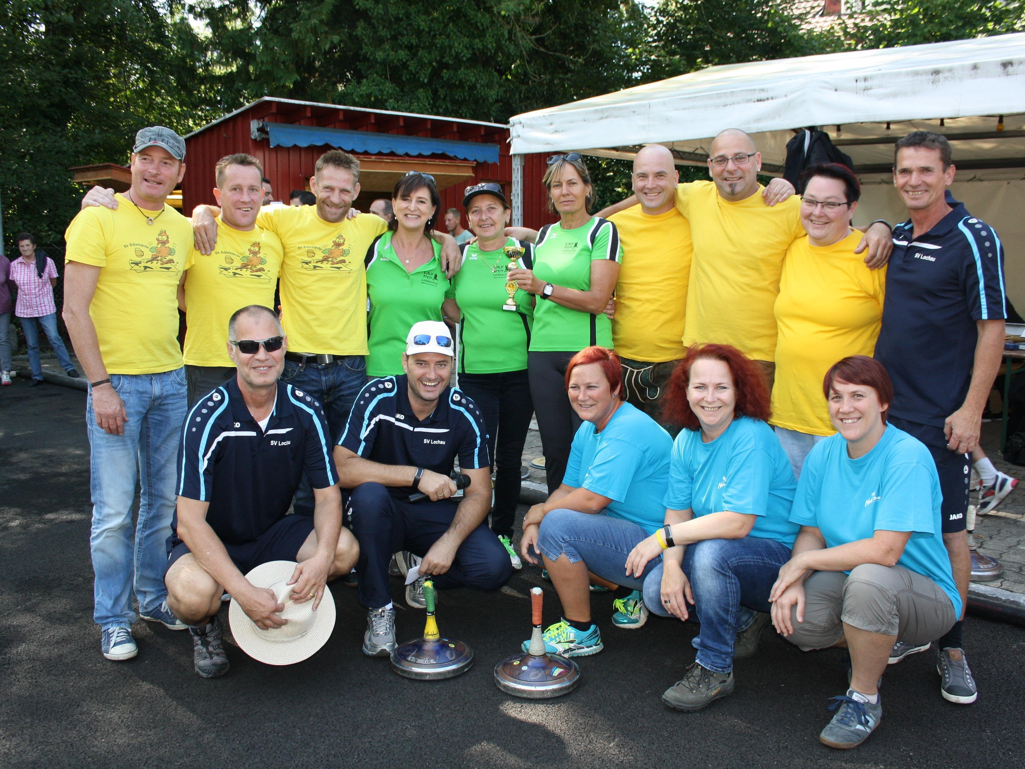 Vereins- und Firmenmannschaften sind zum 18. Lochauer Hobby-Stocksport-Turnier auf der Stocksportanlage am Hoferfeld herzlich eingeladen.