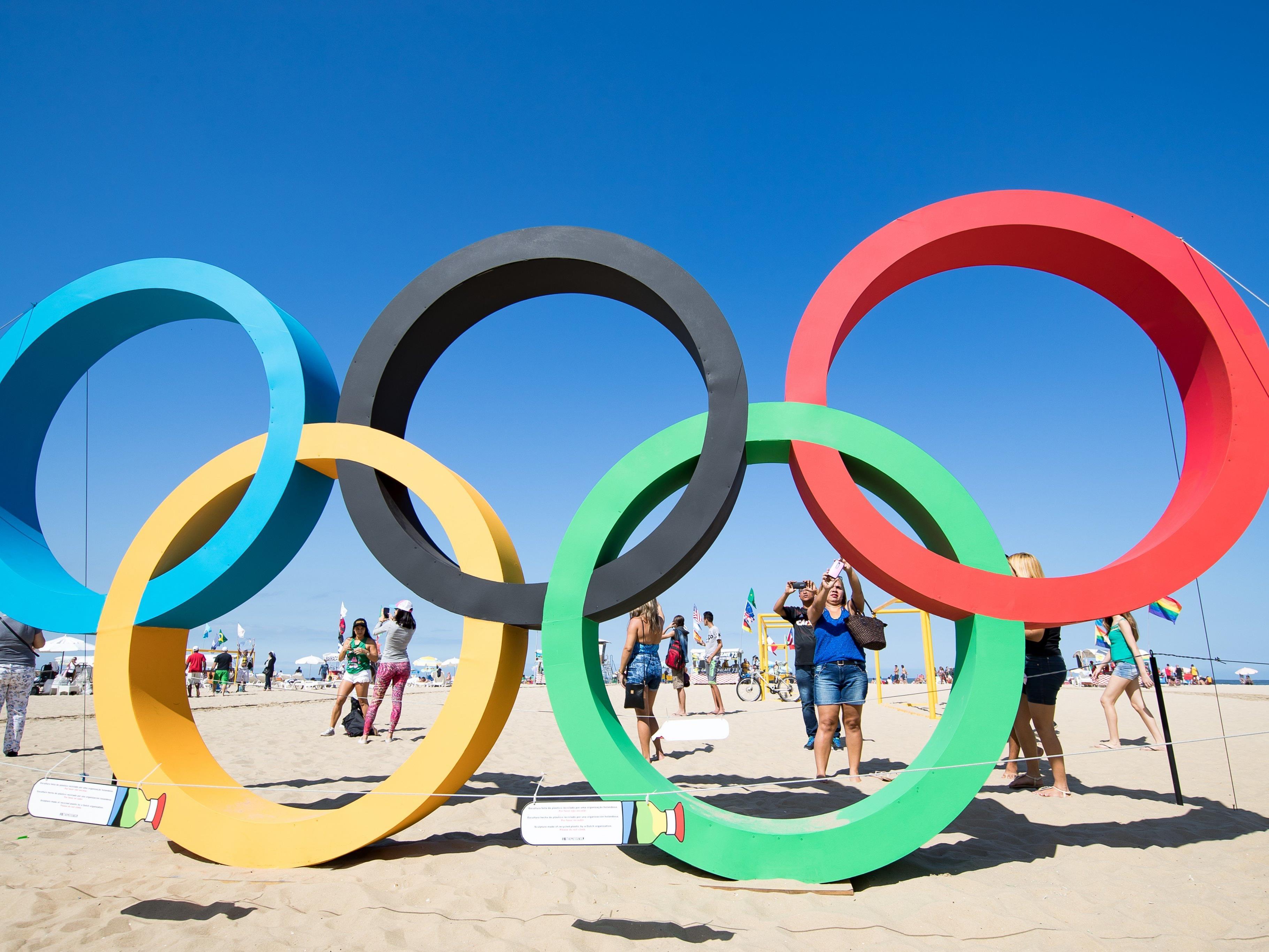 Die Olympischen Spiele werden vom 5. bis zum 21. August in Rio de Janeiro ausgetragen.