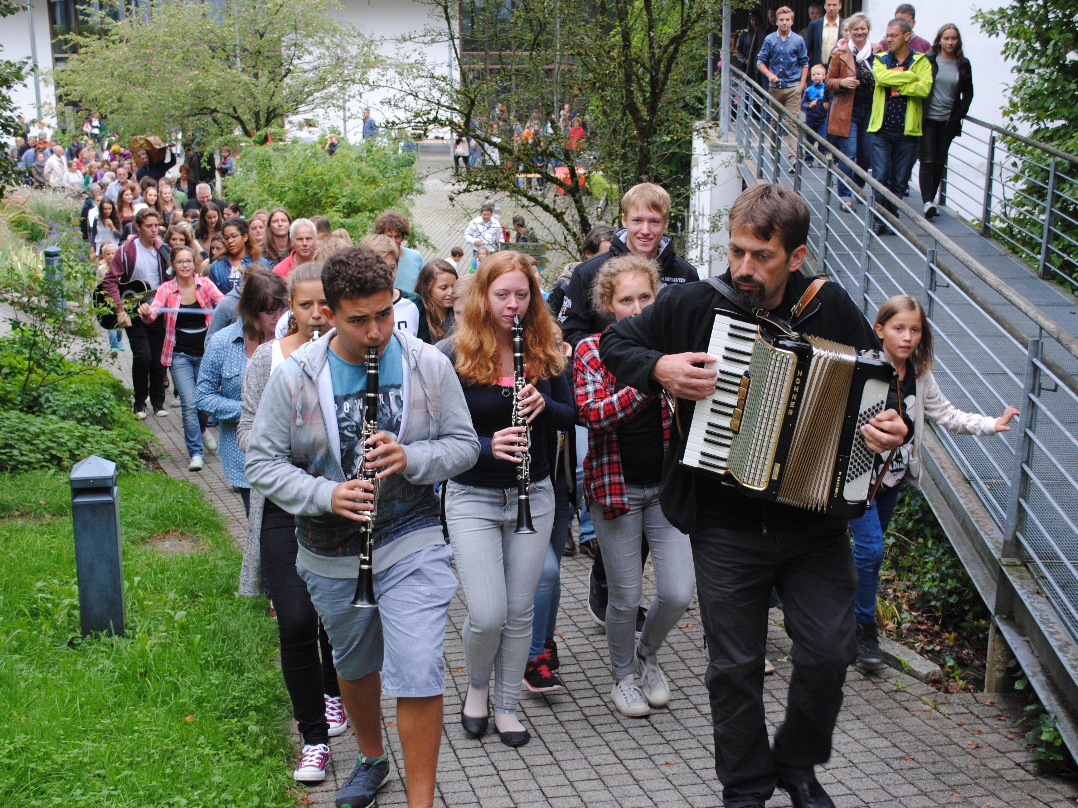 Musiksommerwoche in St. Arbogast