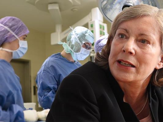 SPÖ-Gesundheitssprecherin Gabi Sprickler-Falschlunger hat eine Anfrage an den zuständigen Landesrat bezüglich der Pharma-Zuwendungen gestellt.