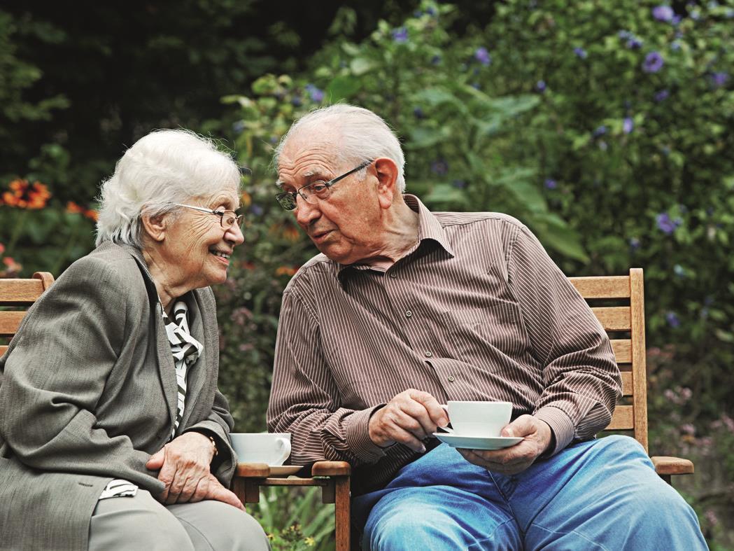 Seniorenerholungswoche vom 10. bis 17. September, Krumbach im Kur- und Gesundheitshotel Bad Rossbad.