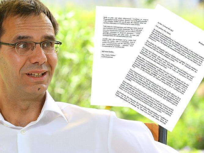 Der Vorarlberger Landeshauptmann fordert in einer Antwort auf den offnen Brief der NBZ die türkische Gemeinschaft in Vorarlberg zu mehr Integrationswillen auf.