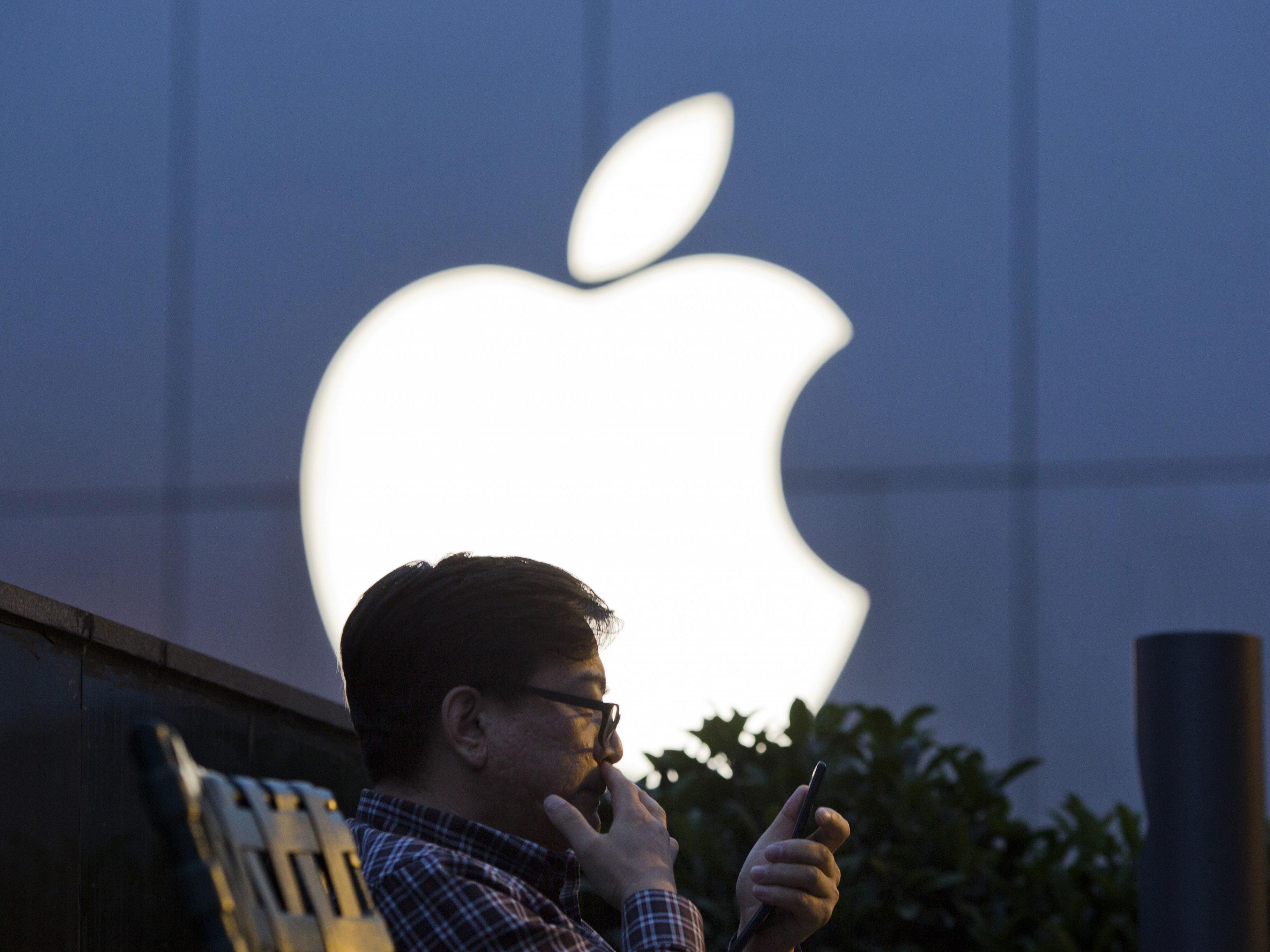 Apple befindet sich im Rechtsstreit mit Samsung.