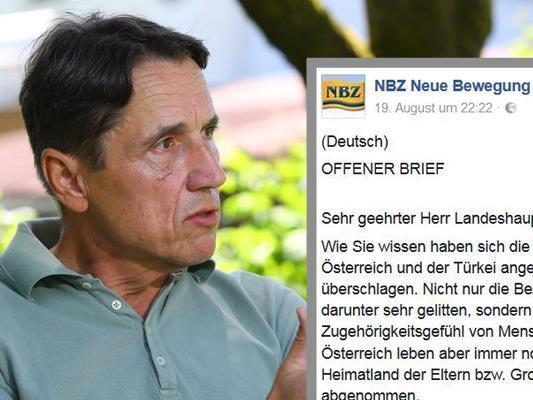 Reinhard Bösch hat auf den offenen Brief der NBZ reagiert.