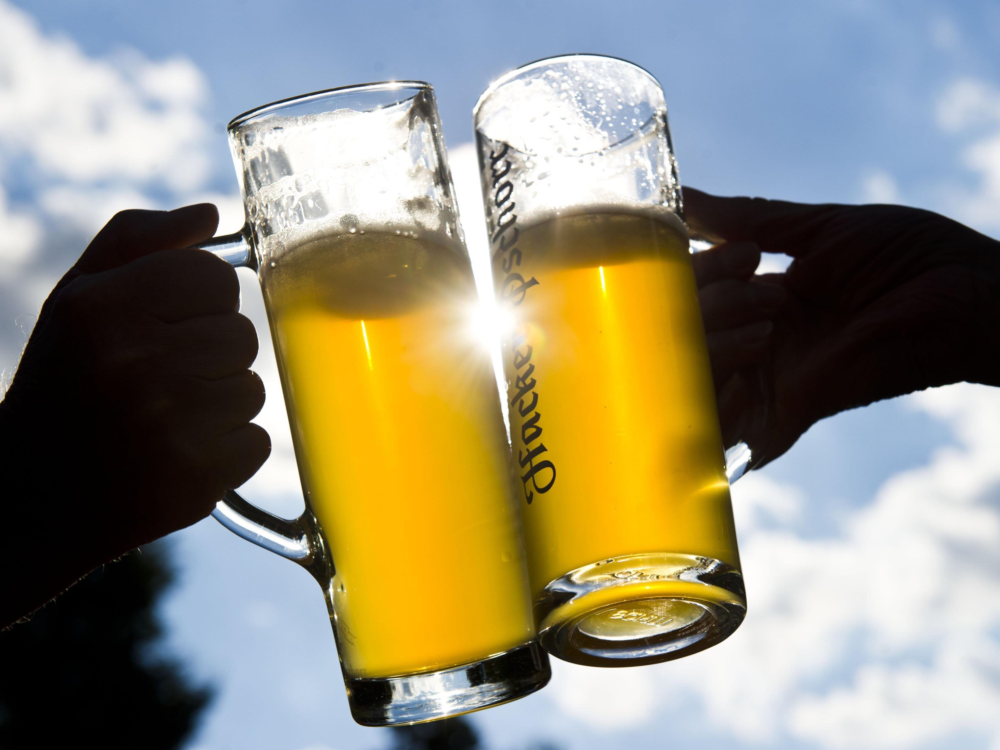 Das Bier in den nordischen Ländern ist deutlich teurer.