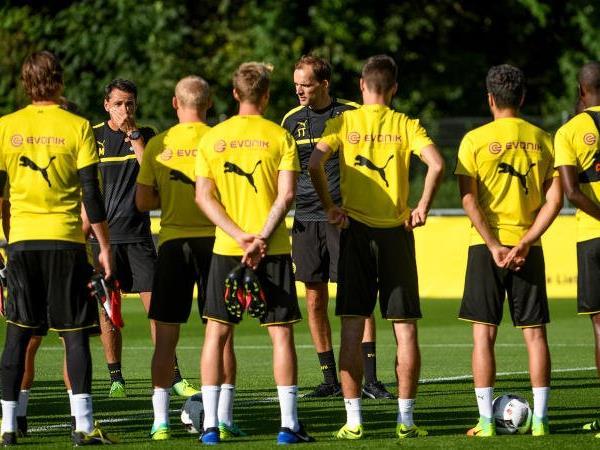 BVB kommt mit allen Stars nach Altach