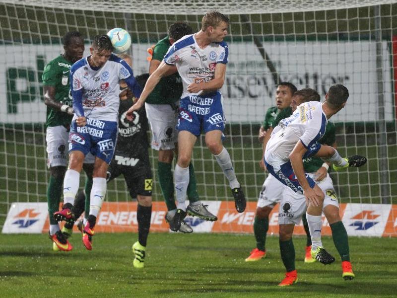 Lustenau gewinnt beim FAC