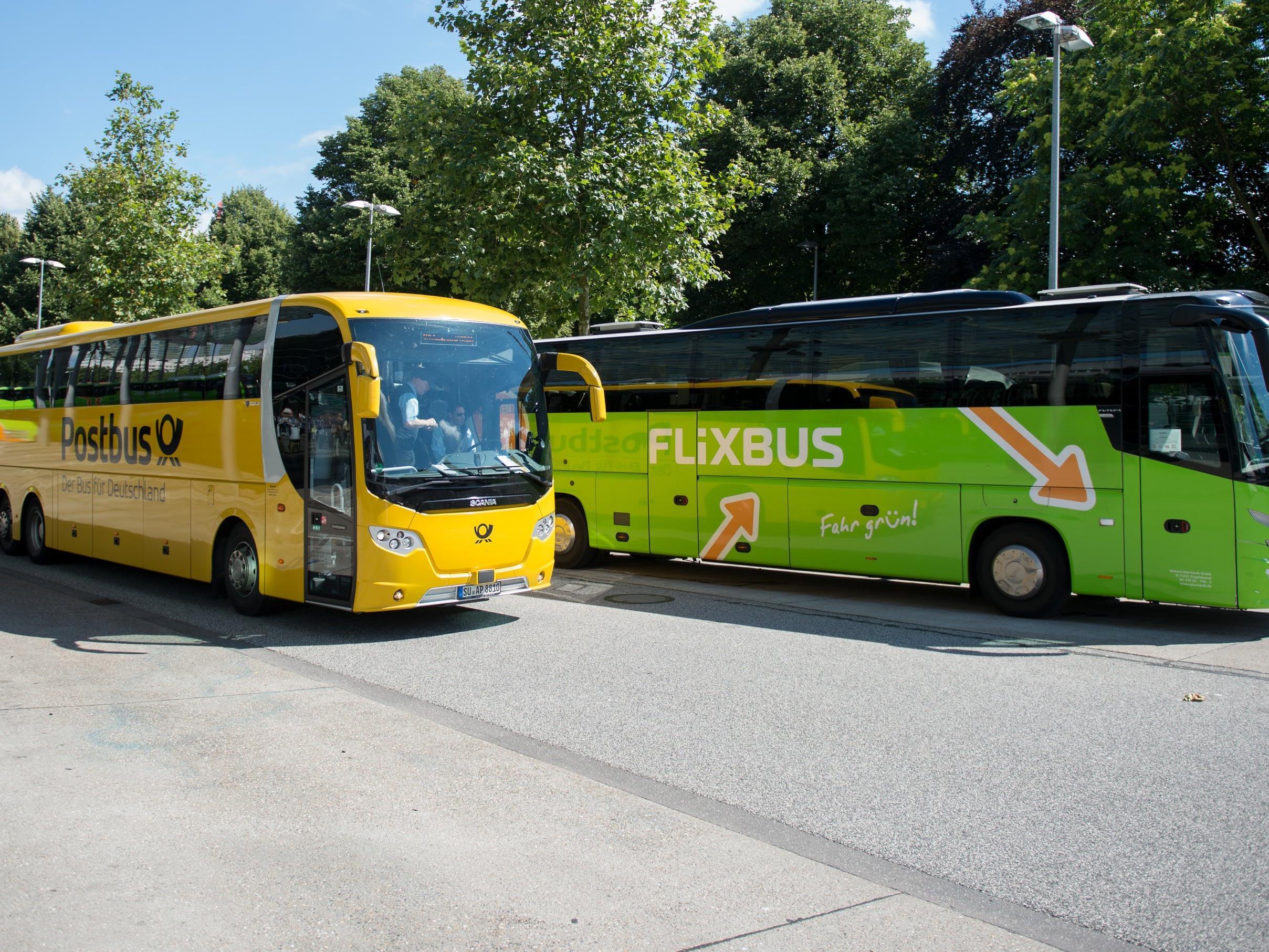 Flixbus will weiter wachsen.