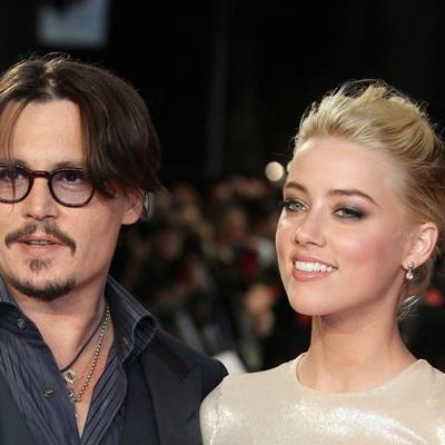 Johnny Depp und Amber Heard, hier noch glücklich vereint.
