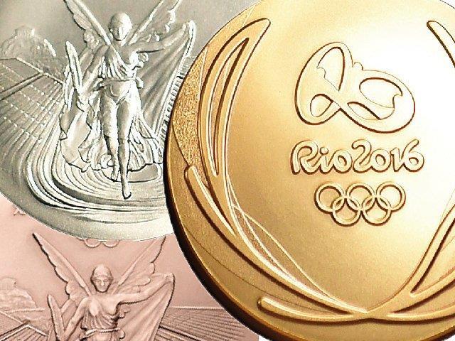 Medaillen ist nicht das Einzige, was erfolgreiche Athleten bekommen