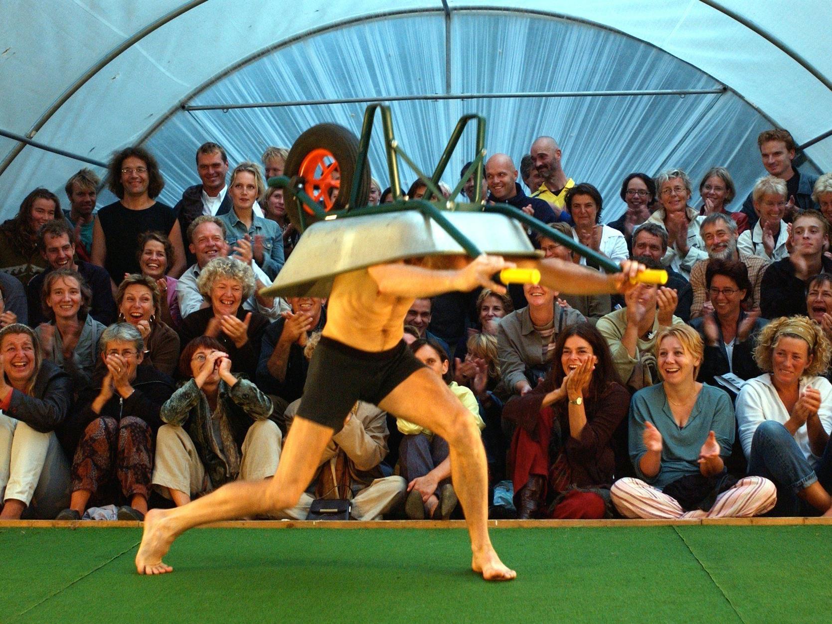 Außergewöhnliche Circuskunst und Clownerie sollen auch im zweiten Teil von Seelax die Besucher verzaubern.