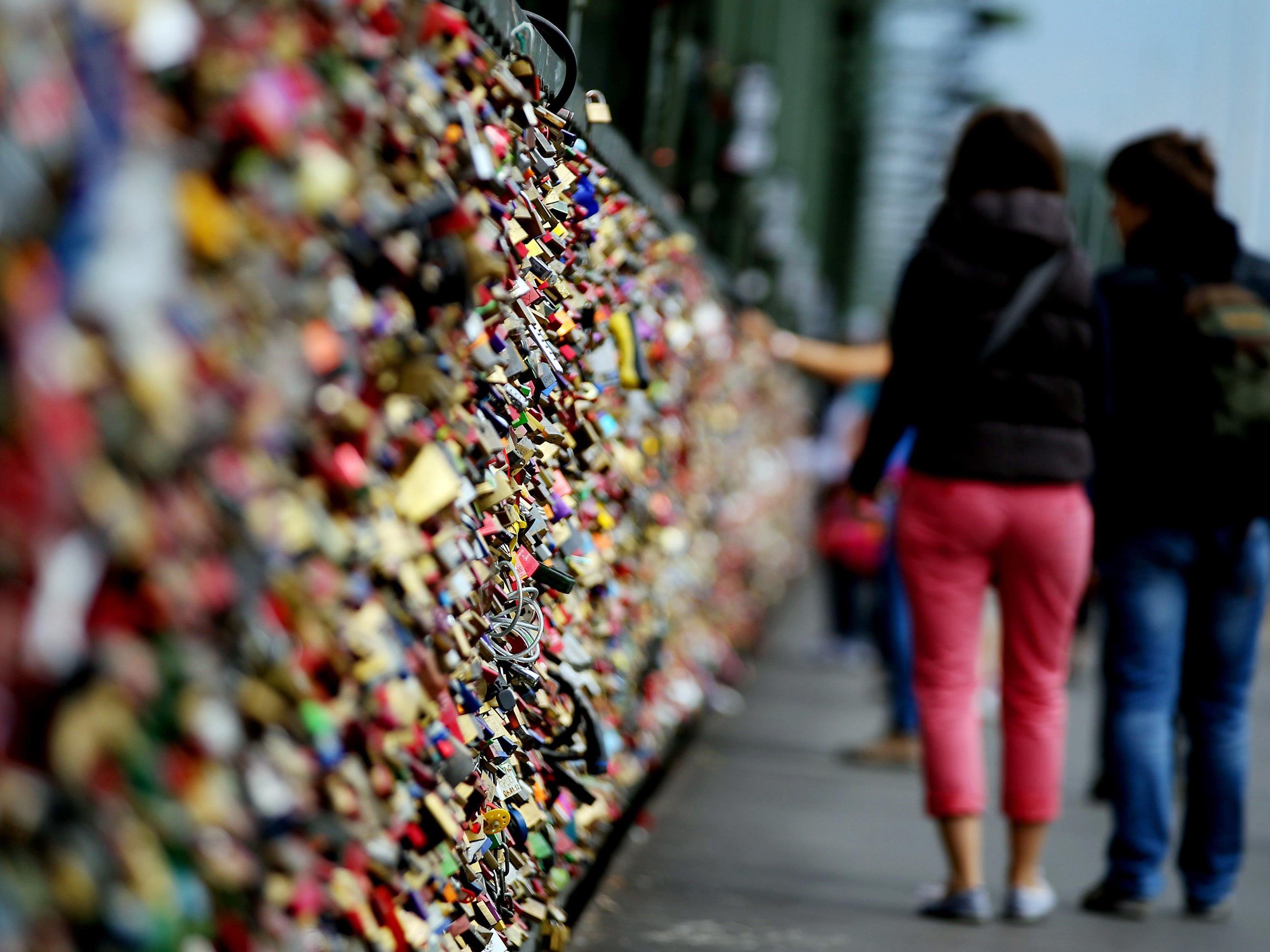 """""""Erklärt eure Liebe woanders"""" meint die Stadtverwaltung"""