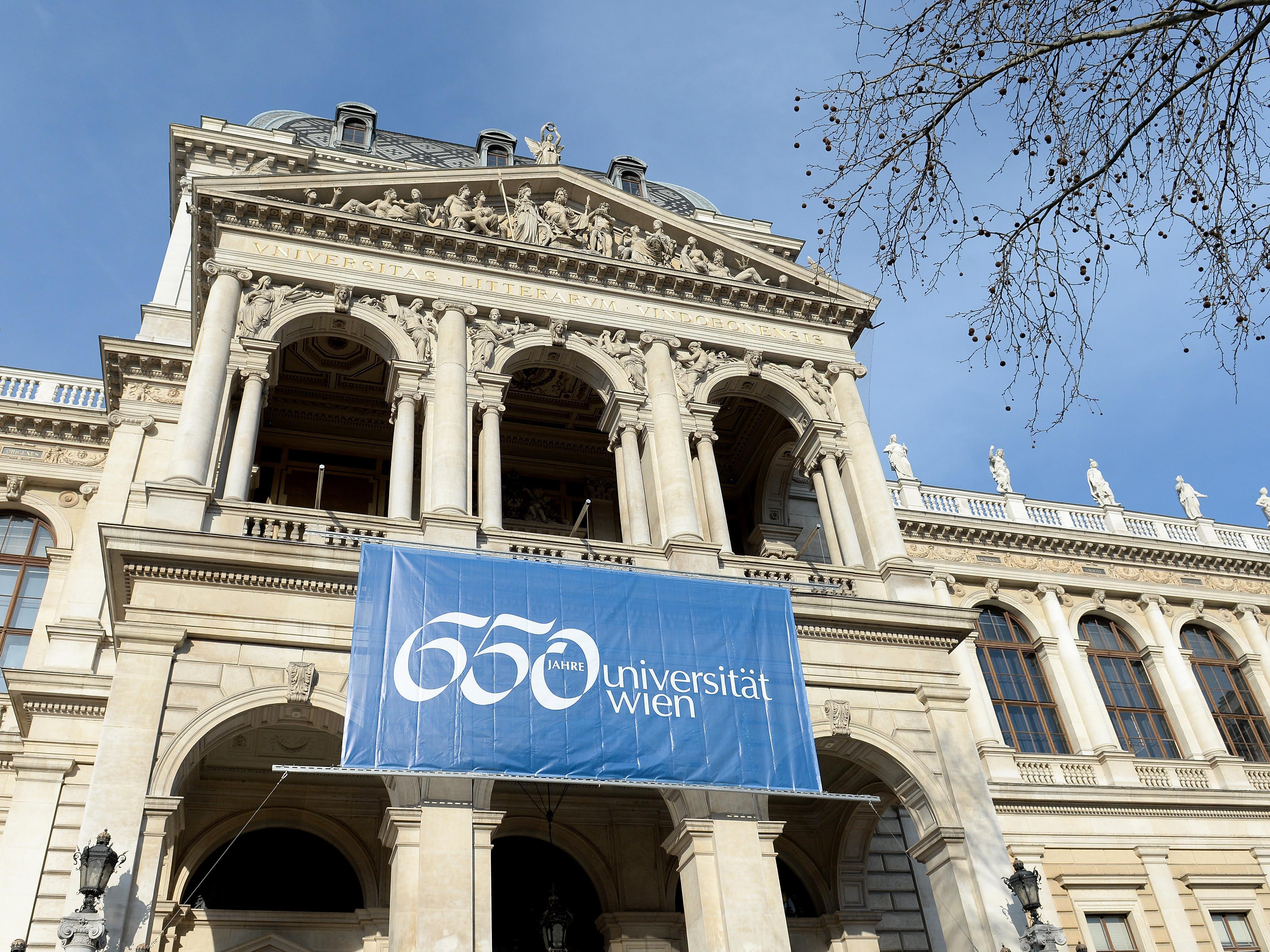 Die Universität Wien ist die beste Uni in Österreich.