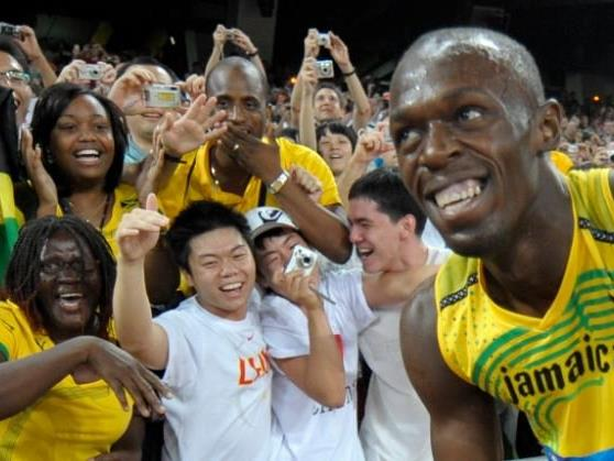 Bist Du wie Usain Bolt oder eher wie Michael Phelps?