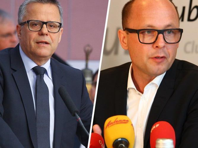 Roland Frühstück, Kluubobmann der VP Vorarlberg, fordert den Vorsitzenden der SPÖ in Vorarlberg dazu auf, den Hypo-U-Ausschuss nicht als Bühne zu benutzen.