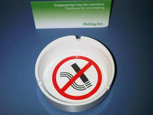 Rauchen oder nicht rauchen, das ist hier wohl die Frage.