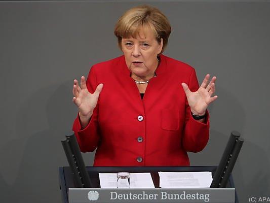Merkel widersprach Vizekanzler Sigmar Gabriel