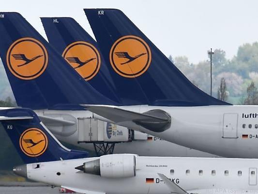 Lufthansa will Flieger samt Besatzung mieten