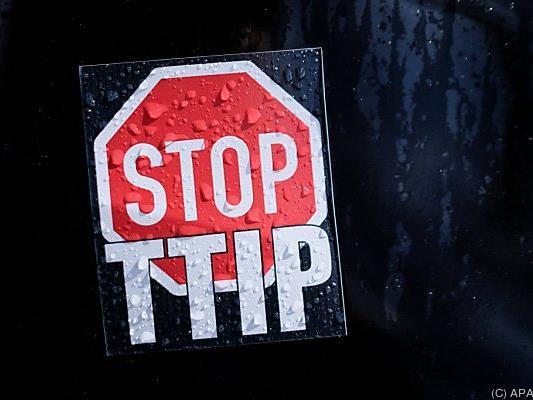 SPÖ-Bürgermeister initiierten Volksbegehren gegen Freihandelsabkommen