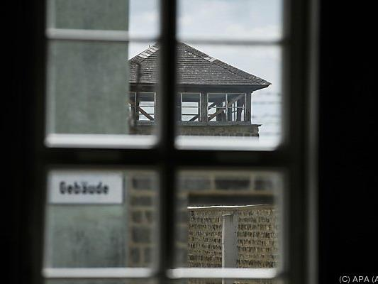 Arzt bestritt Existenz von Gaskammern in Mauthausen
