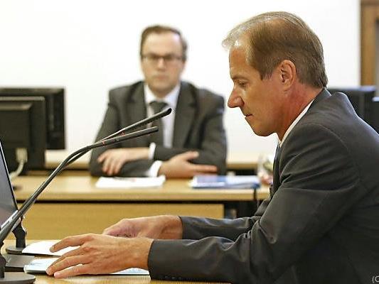 Martinz am Landesgericht in Klagenfurt