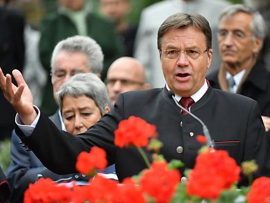 """Platter will einen """"echte Reform des politischen Systems"""""""